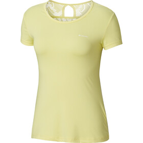 Columbia Peak To Point Novelty T-shirt à manches courtes Femme, sunnyside